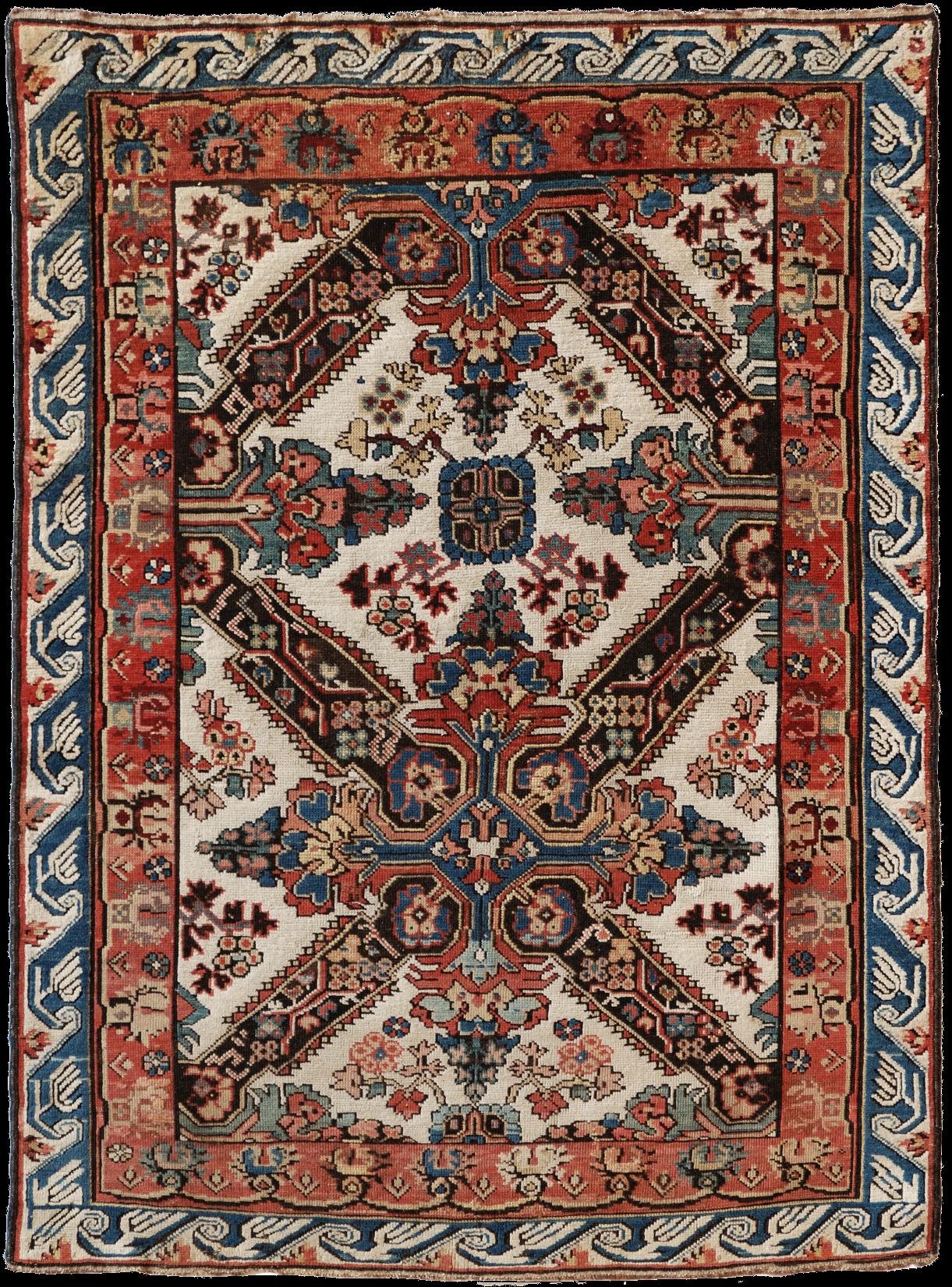 tappeto seikhur caucasico