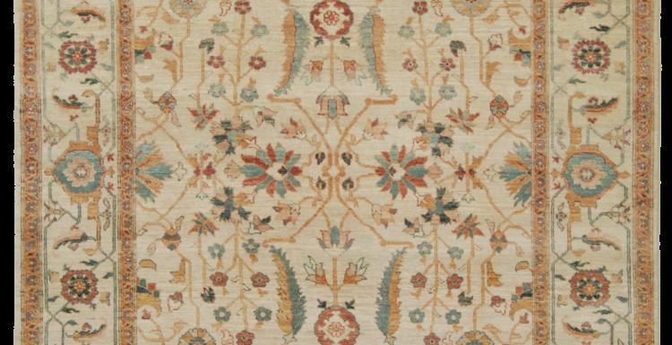 tappeto peshawar antico