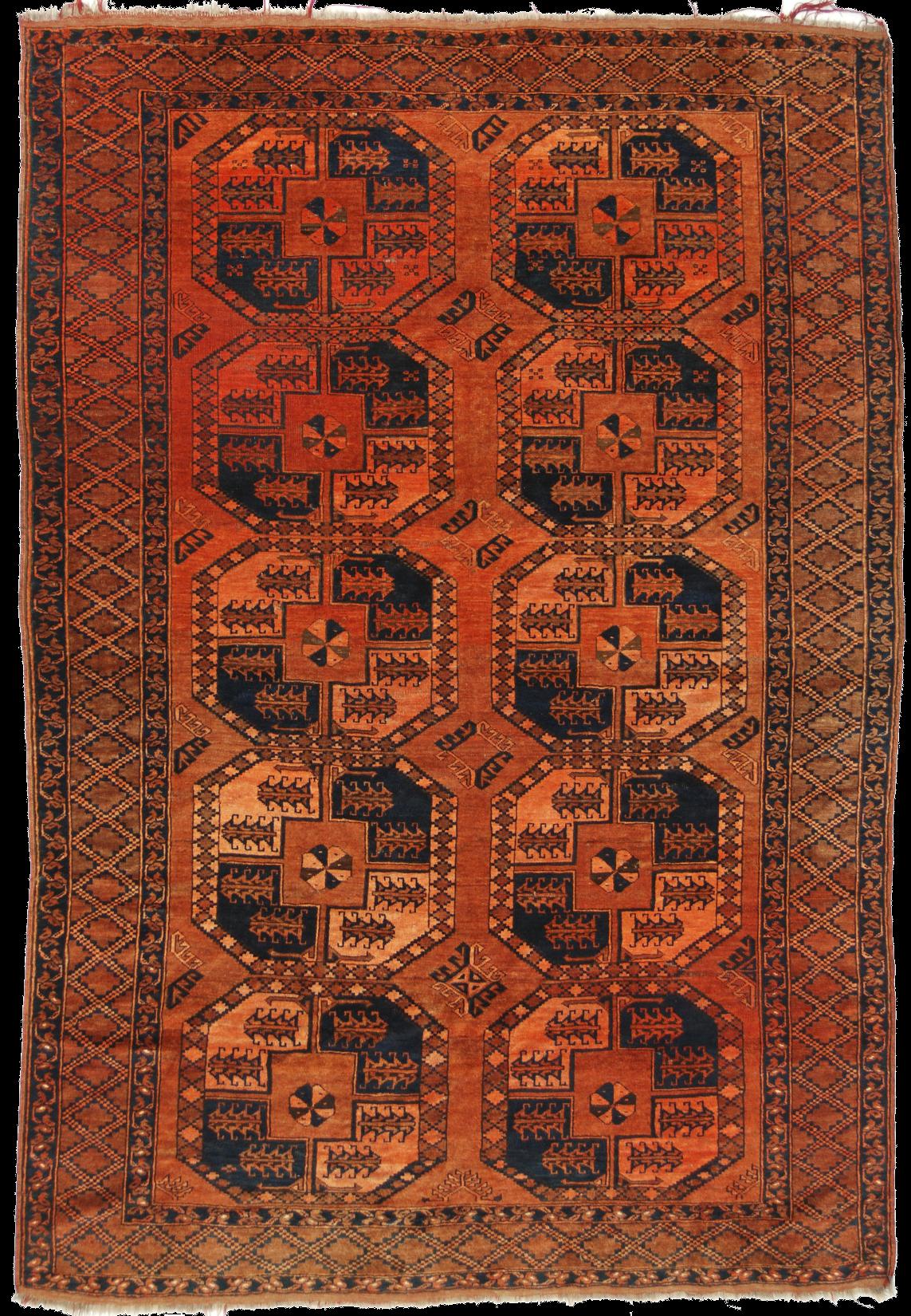 tappeto ersari turcomanno