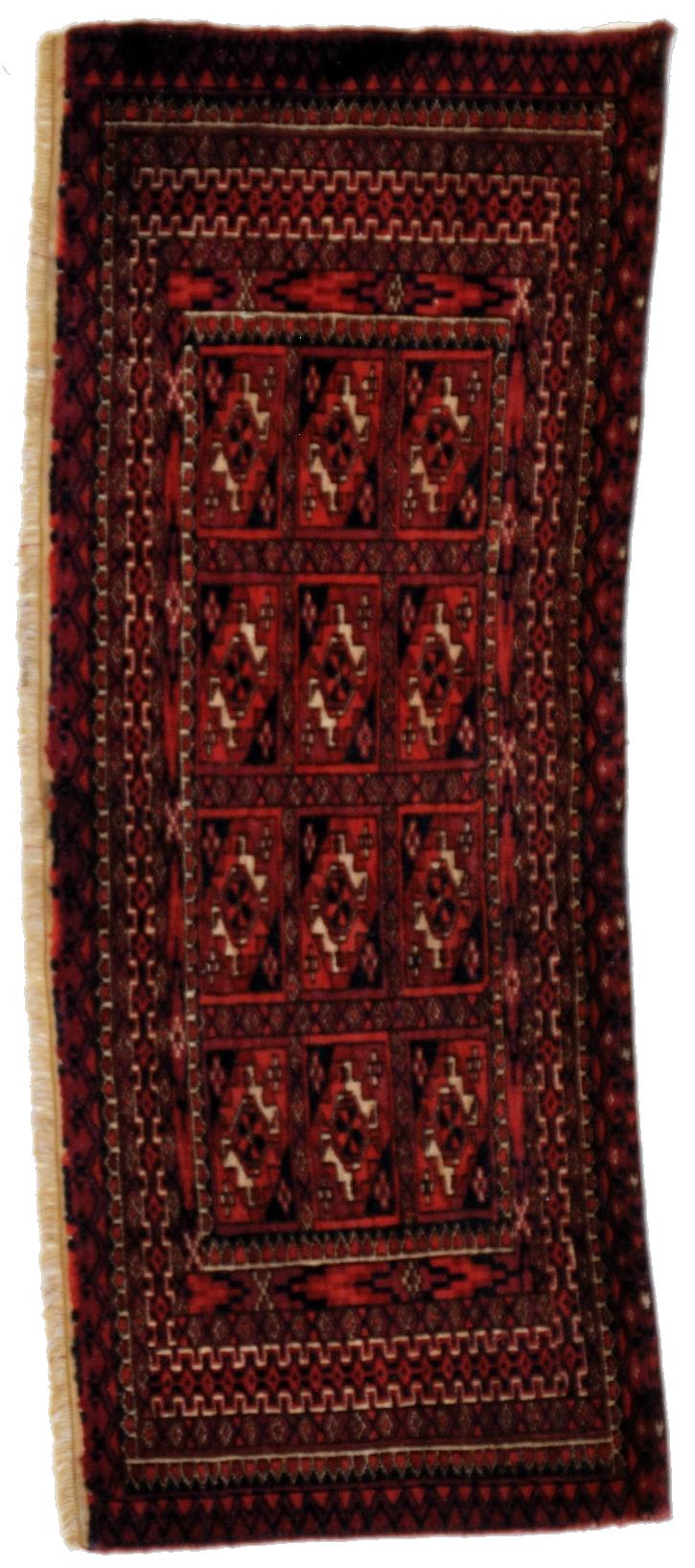 tappeto tekke turcomanno