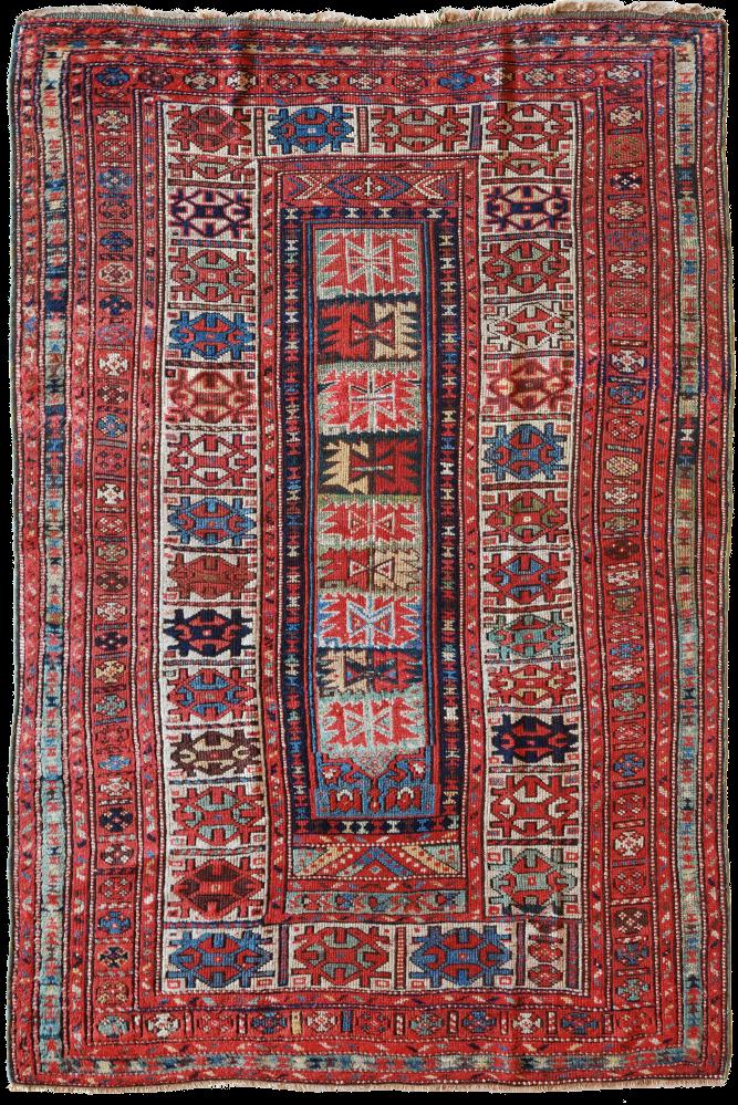 tappeto anatolico antico