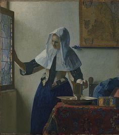 quadro tappeti vermeer