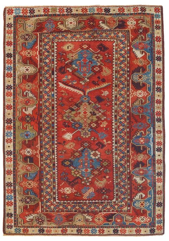 Tappeti antichi e arredamento moderno morandi tappeti - Arredare con i tappeti ...