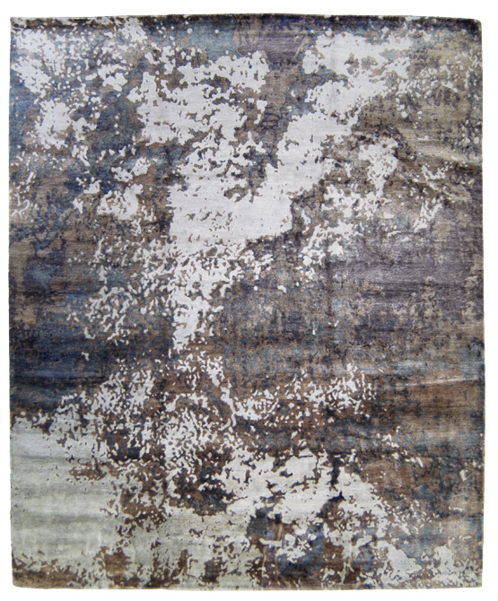 Tappeto tibet grigio