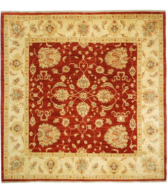 tappeto agra rosso quadrato.