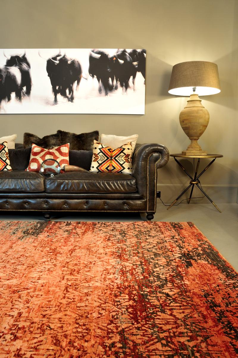 Dimensioni Tappeto Davanti Al Divano tappeti ambientati | abbinare tappeti arredamento | morandi