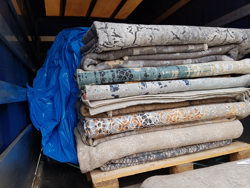 Nuova importazione tappeti