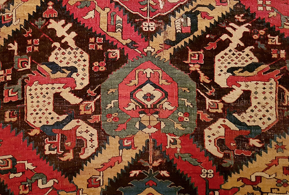 Non svendete quel vecchio tappeto
