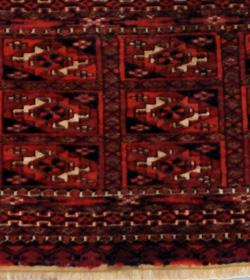 tappeti turcomanni antichi | morandi tappeti