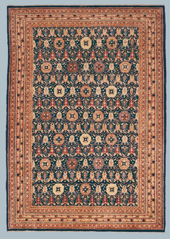 Hyderabad cm 140 x 200 morandi tappeti - Tappeti classici ...