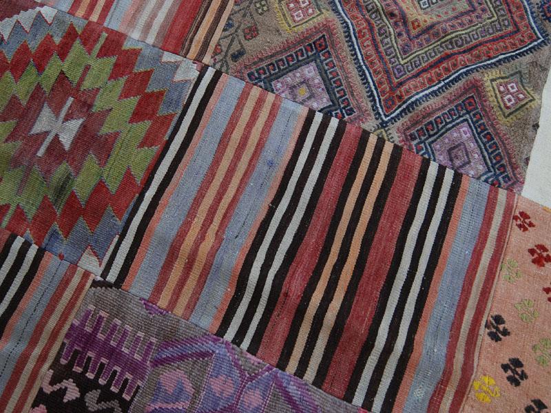 Tappeti Kilim Usati : Patchwork kilim cm morandi tappeti