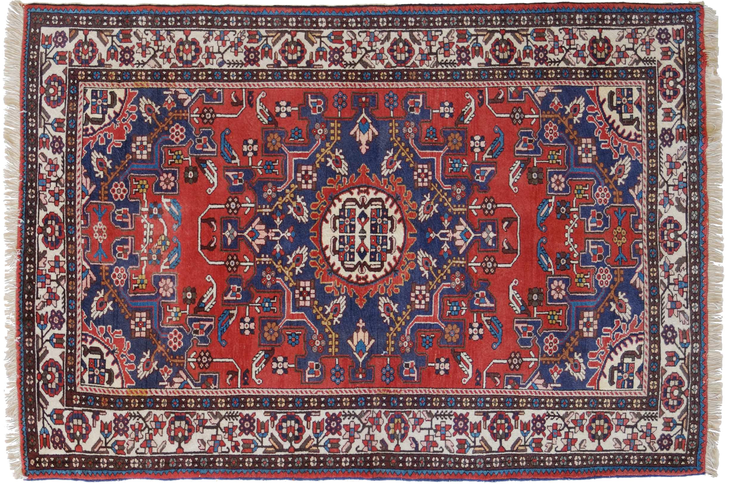 Tappeto persiano tafresh di moranditappeti morandi tappeti - Pulizia tappeto persiano ...