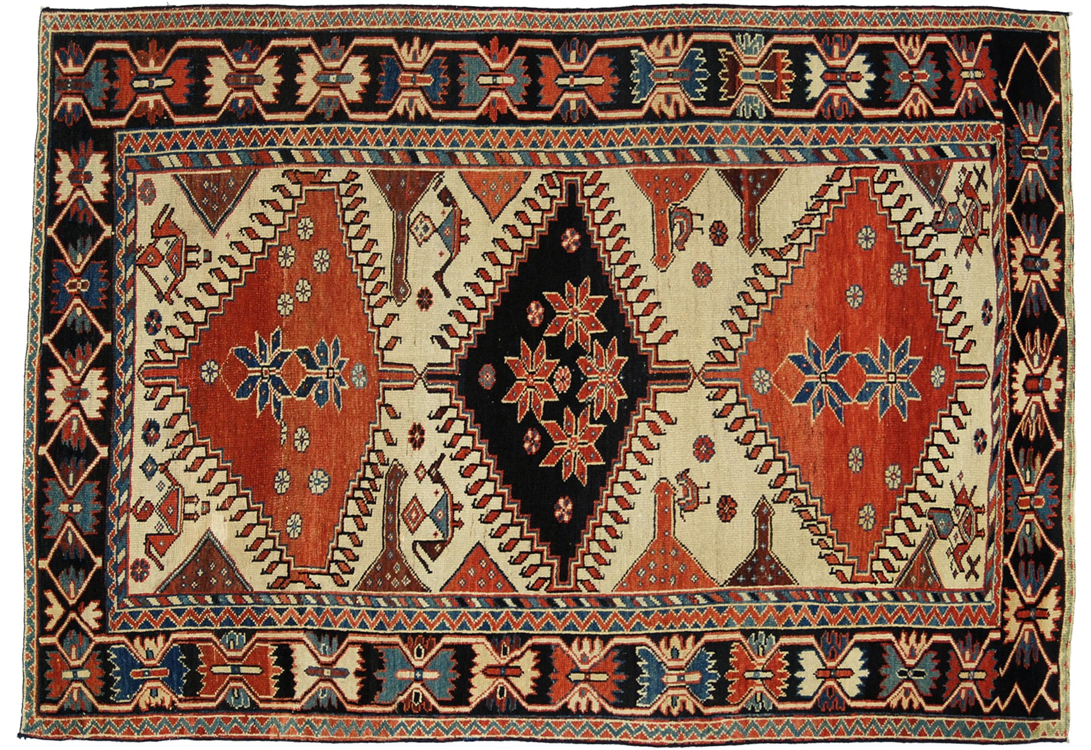 Tappeti Persiani Antichi ~ Idee per il design della casa