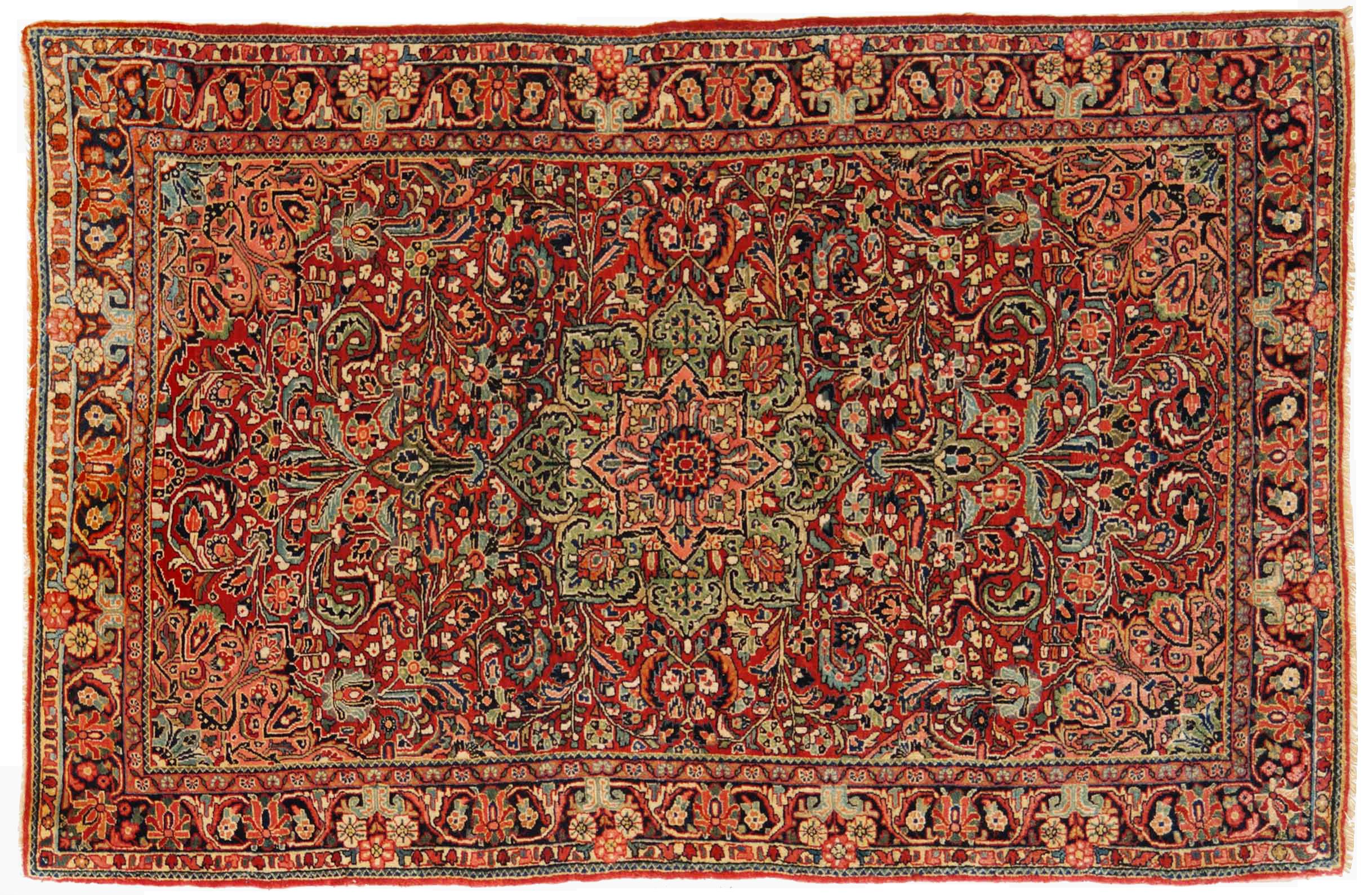 Tappeto mahal sarouk antico morandi tappeti - Tappeti immagini ...