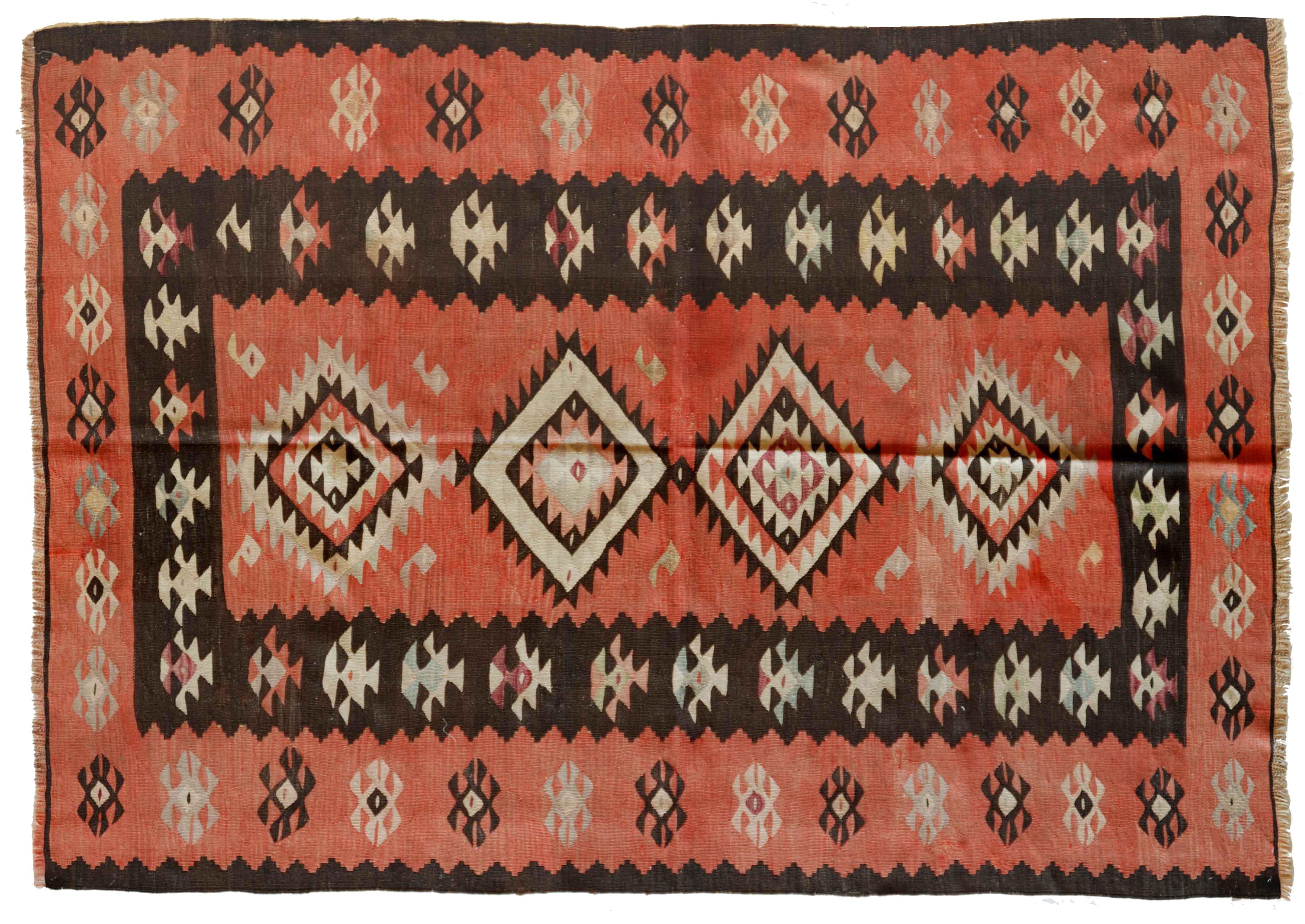 Tappeti Kilim Antichi : Kilim sharkoi sejadeh morandi tappeti