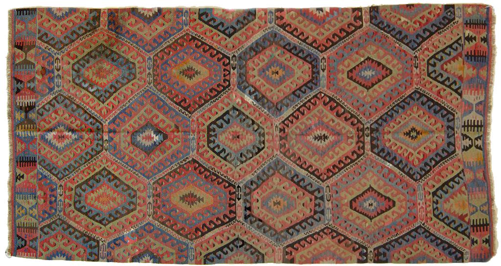 Tappeti Kilim Afgani : Kilim fetye anatolico antico kelley morandi tappeti