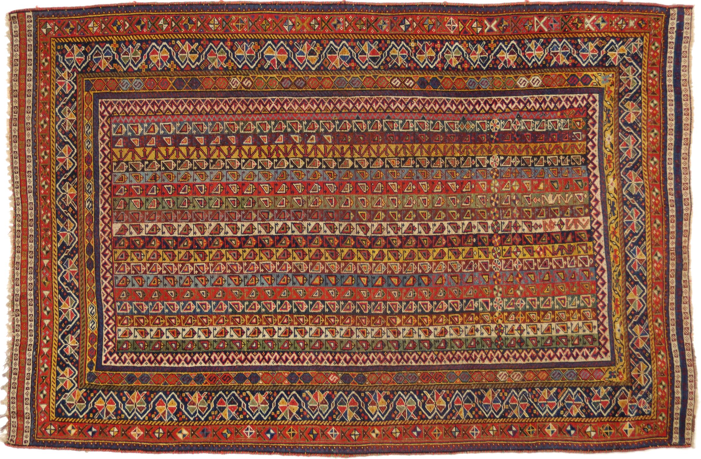 Qashqai moharramat morandirtappeti morandi tappeti - Tappeti orientali ...