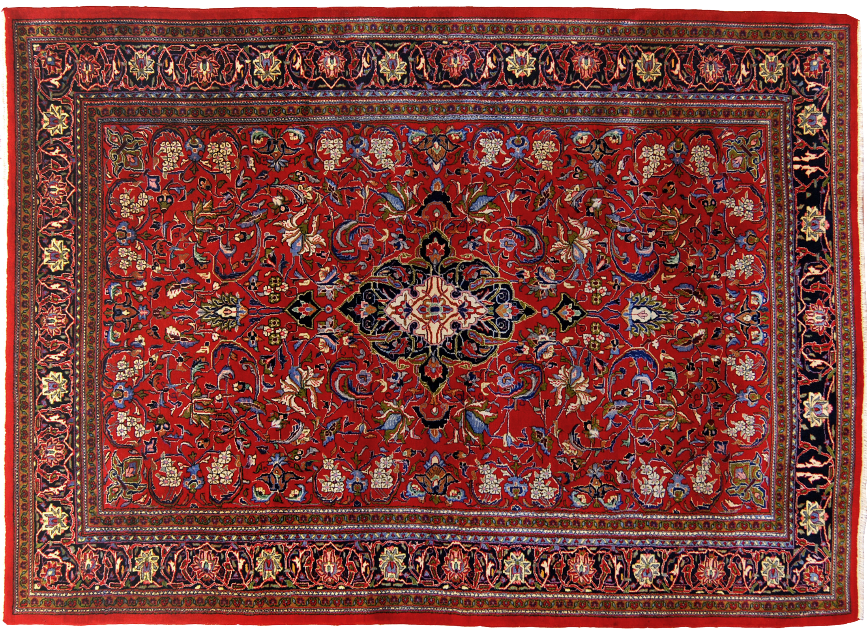 Morandi tappeti kashan cm 220 x 320 - Tappeti persiani usati ...