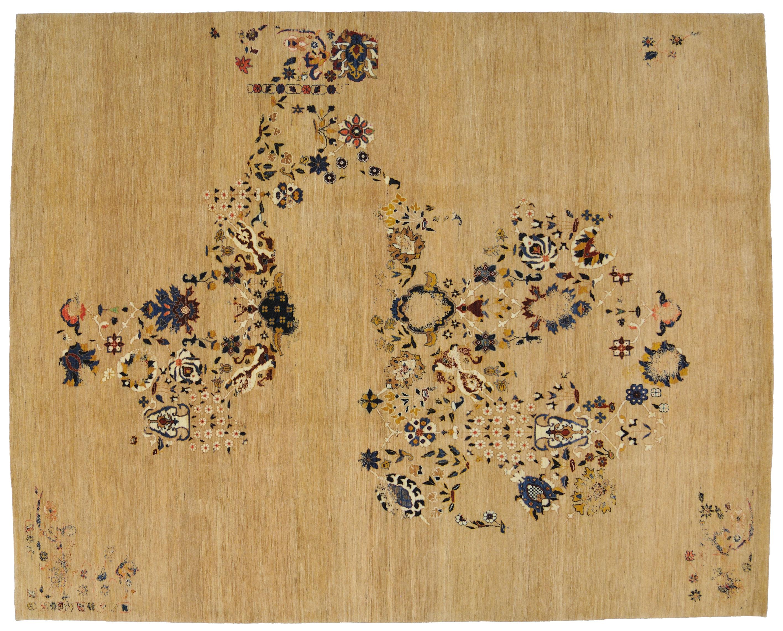 Qashqai kashkuli cm 245 x 310 morandi tappeti - Tappeti immagini ...