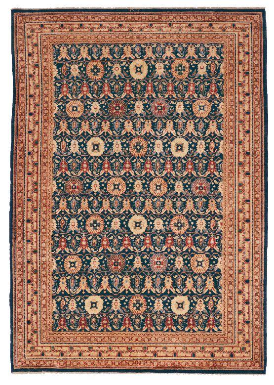 Hyderabad cm 140 x 200 morandi tappeti for Tappeti classici