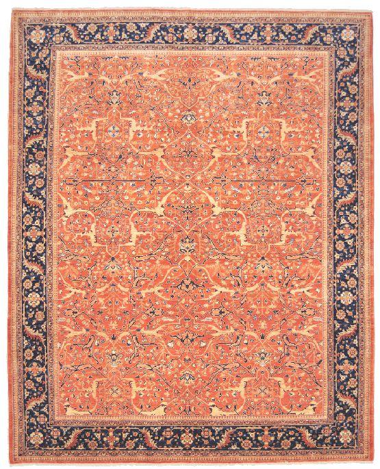 Peshawar cm 248 x 307 morandi tappeti for Tappeti classici