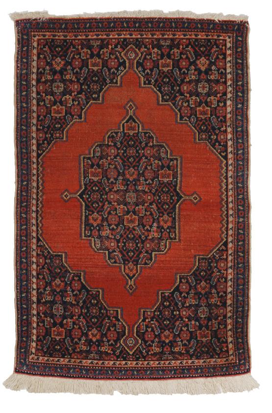 Piccolo tappetino senneh antico tappeti persiani tappeti - Tappeti persiani antichi ...